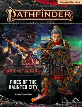 Pathfinder - Age of Ashes 4 af 6 - Fires of the Haunted City