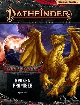 Pathfinder - Age of Ashes 6 af 6 - Broken Promises