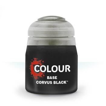 Base - Corvus Black