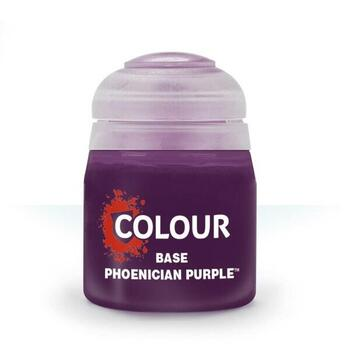 Base - Phoenician Purple