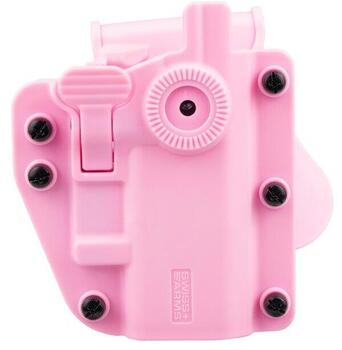 Adapt-X Level 3 Pistol hylster - Pink