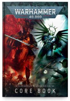Warhammer 40.000 Core Rule Book