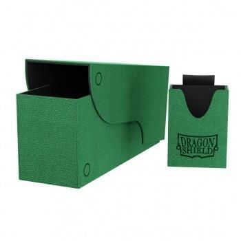 Dragon Shield Nest+ Box 300 Green/Black