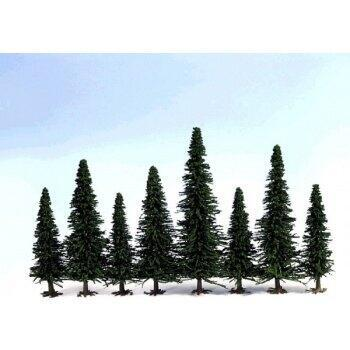 Ziterdes - Model Fir Trees, 170-220 mm (10 Trees)