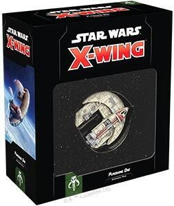 Star Wars X-Wing 2nd Edition: Punishing One Expansion Pack