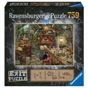 Ravensburger EXIT Puzzle - The Witches Kitchen