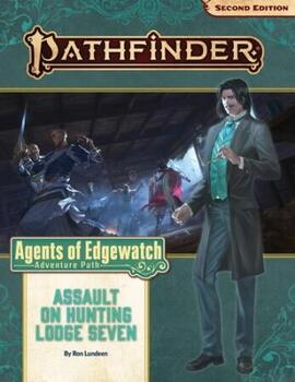 Agents of Edgewatch 4 of 6: Assault on Hunting Lodge Seven