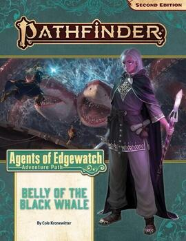 Agents of Edgewatch 5 of 6: Belly of the Black Whale