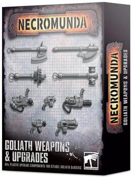 Goliath Weapons & Upgrades